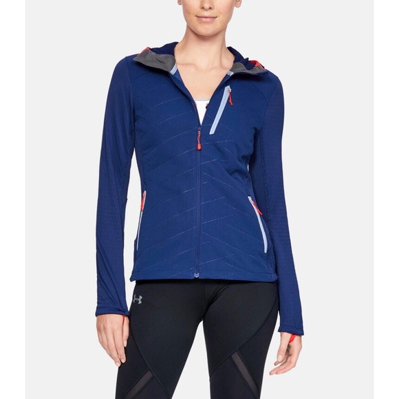 b83eb56d Under Armour Jackets & Coats | Coldgear Reactor Exert Jacket Women ...